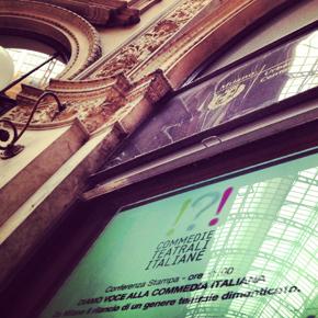 Conferenza Stampa - Milano, 8 marzo 2013
