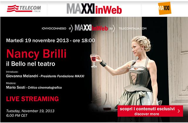 MAXXIinWeb-Il bello nel teatro