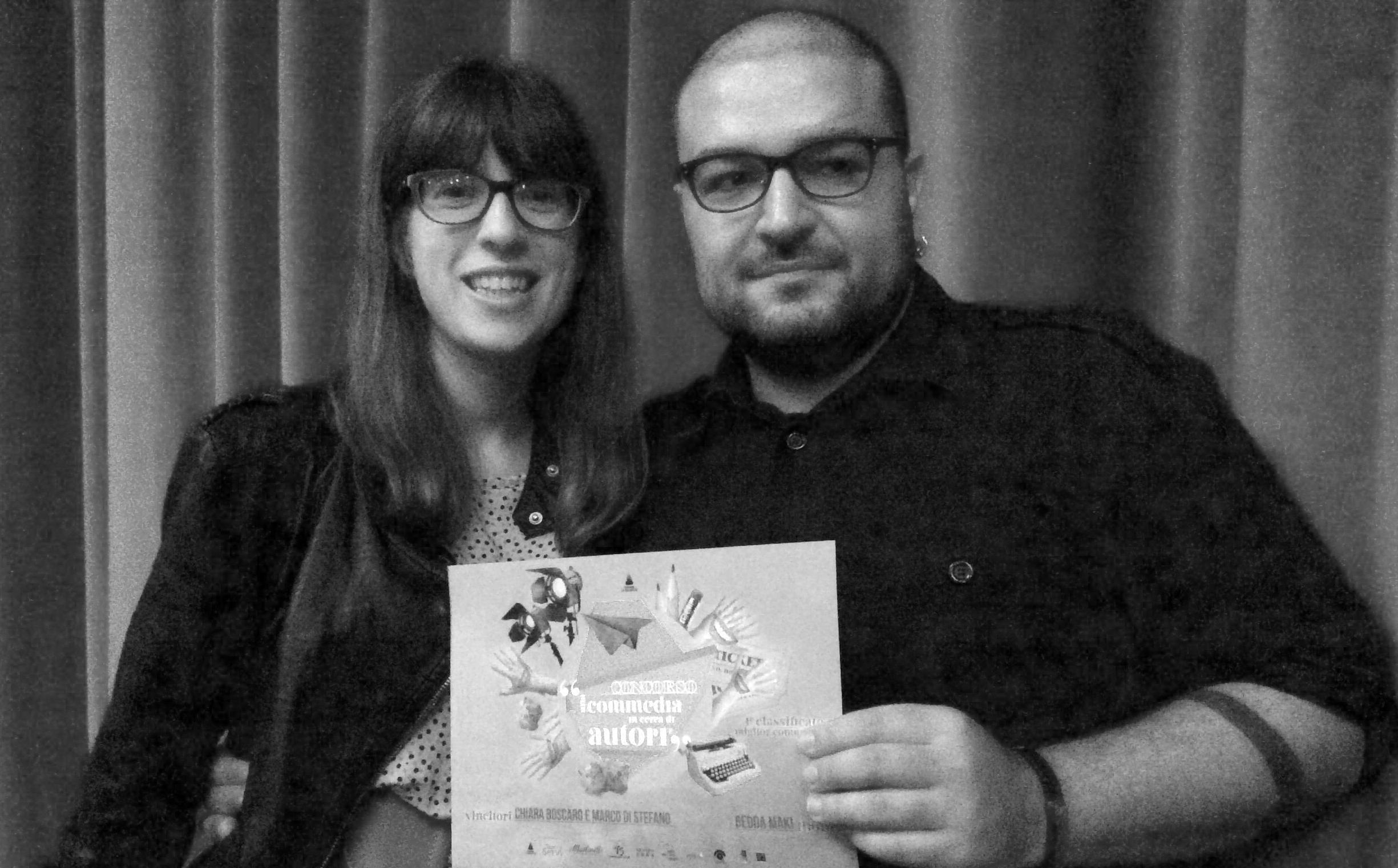 Boscaro e Di Stefano i giovanissimi vincitori della IV edizione del concorso